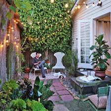 Small Outdoor Spaces | pinterest picks stunning small outdoor spaces