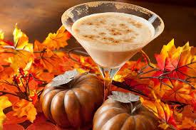pumpkin pie martini s ambrosia