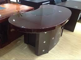 Office Desk Decoration Ideas Round Office Desk Safarihomedecor Com