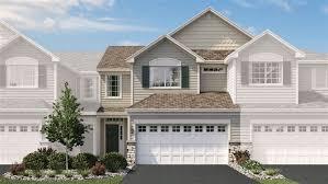 Ryland Homes Floor Plans Everton Floor Plan In The Townes At Brookmere Calatlantic Homes
