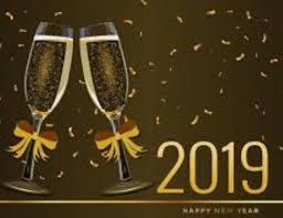 HAPPY NEW YEAR 2019  arcadiabarandgrillcom