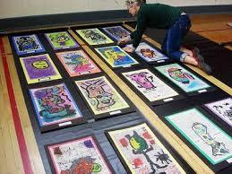 home depot hours mcdonough black friday 121 best art shows images on pinterest classroom ideas art