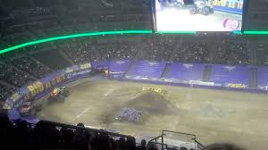 bjcc monster truck show pepsi center monster jam 2014 max d youtube