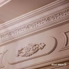 faux wood wall plaques ornamental molding appliques onlays