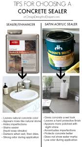 best 25 concrete countertops bathroom ideas on pinterest
