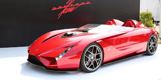 ferrari j50 price kode57 ferrari based speedster unveiled in california photos