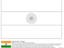 coloring pages indian flag coloring page mycoloring free