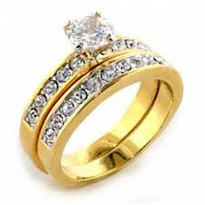 gold wedding set rings tagged gold wedding rings sets jewelry box