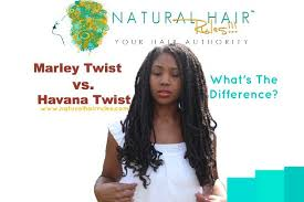 difference between afro twist and marley hair marley twists and havana twists what s the difference natural