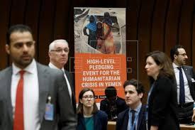 Seeking Opening Un Seeking Almost 3 Billion To Relieve Humanitarian Crisis In War