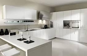 Round Kitchen Design Kitchen Design Grey Colour Cream Wall Paint Round White Flushes