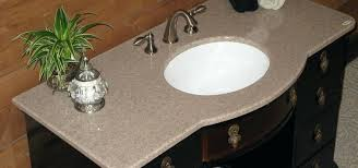 bathroom vanity countertops with sink image granite tops materials