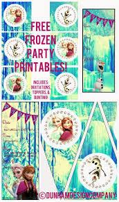 83 best frozen birthday party images on pinterest frozen