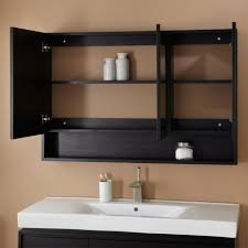 bathroom cabinets recessed medicine cabinets with mirror