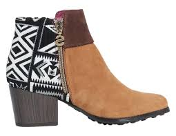 s boots country desigual navajo country boots and booties bran s shoes