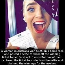 Facebook Friends Meme - dopl3r com memes a woman in australia won 825 on a horse race