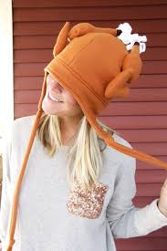 silly thanksgiving turkey hat pattern the sewing rabbit