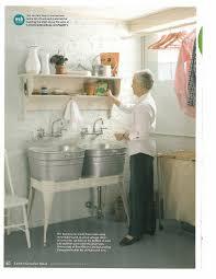 galvanized tub kitchen sink 22 best galvanized tub sinks images on pinterest bathroom sinks