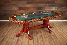 poker game table set chair formalbeauteous gametable set optional rocker swivel chairs
