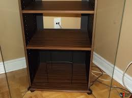 Homemade Stereo Cabinet Stereo Cabinet With Glass Doors Best Home Furniture Decoration
