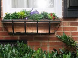 window planters indoor copper planters tall richard home decors best copper planters ideas