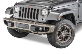 bronze jeep mopar 5yw74ntzaa 75th anniversary 17x7 5 wheel in bronze for 07