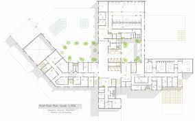 floor plan scale hospital floor plan lovely hospital architectural plans