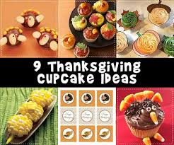 thanksgiving cupcakes woo jr activities