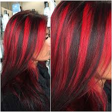 how to put red hair in on the dide with 27 pieceyoutube hair how to put blonde highlights in red hair elegant highlight