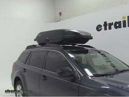 honda crv cargo box will yakima roof mount cargo boxes fit factory roof rack on a 2015