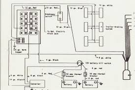 trailer wiring diagram with electric brakes hopkins connector