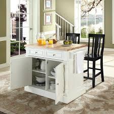 wood stonebridge door cherry pear kitchen island with stools