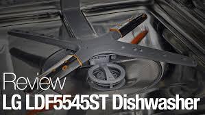 best black friday deals 2017 dishwasher lg ldf5545st dishwasher review reviewed com dishwashers
