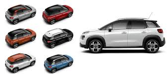citroën c3 aircross the new citroën suv