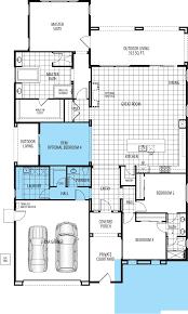 contemporary resort floor plan tesla home plans palm desert
