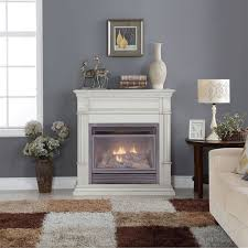 Interior Gas Fireplace Entertainment Center - duluth forge dual fuel ventless gas fireplace 26 000 btu remote
