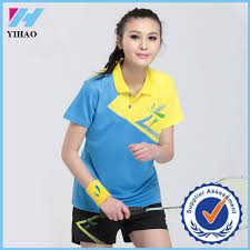 badminton volleyball tennis jersey set source quality badminton