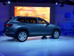 volkswagen atlas 7 seater the 2018 atlas is exactly what we expected and that u0027s good for vw