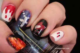 nail art challenges polish groupie