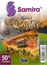 samira tv cuisine fares djidi samira tv spécial quiches سميرة خاص كيش fares djidi livre