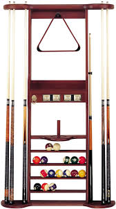 pool table wall rack billiard wall cue racks
