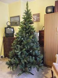 beautiful killington pine luxury christmas tree homebase 6ft 6