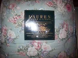 Ralph Lauren Comforter Set Amazon Com Ralph Lauren Charlotte Iv Queen Comforter Set Sage