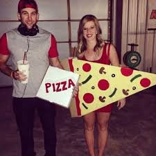50 Couples Halloween Costume Ideas 50 Awesome Couples Halloween Costumes Pizza Costume Costumes