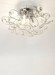 Flush Lights Livia Ceiling Flush Light Bhs Painting Remodeling Diy