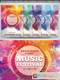 festival brochure template festival flyer template 205532 free photoshop