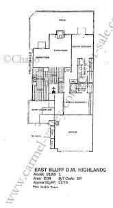 east bluff condos and east bluff townhomes floorplans carmel