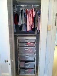 coat closet shelf depth