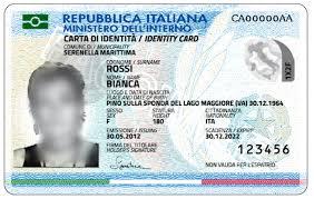 italian electronic identity card wikipedia