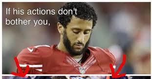 Kaepernick Memes - meme nails leftist hypocrisy over nfl thug disrespecting america